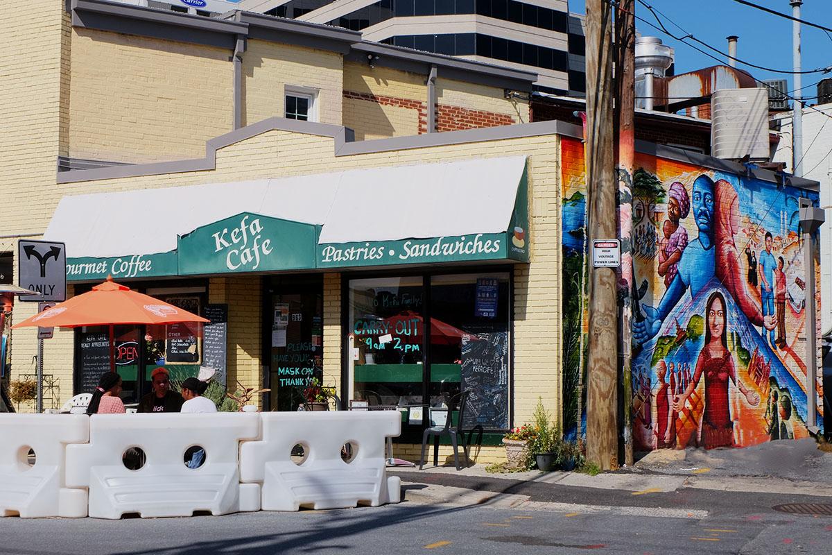 Discover Bonifant - Kefa Cafe