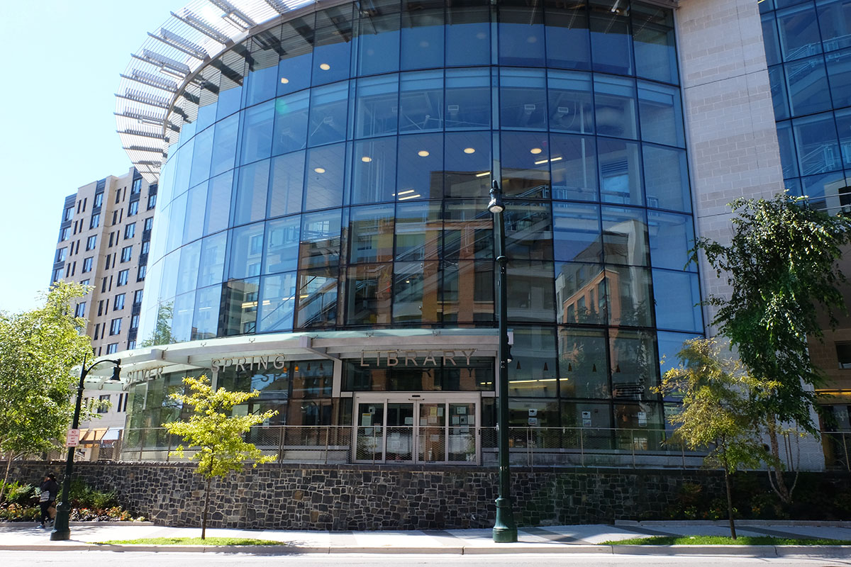 Discover Bonifant - Silver Spring Library