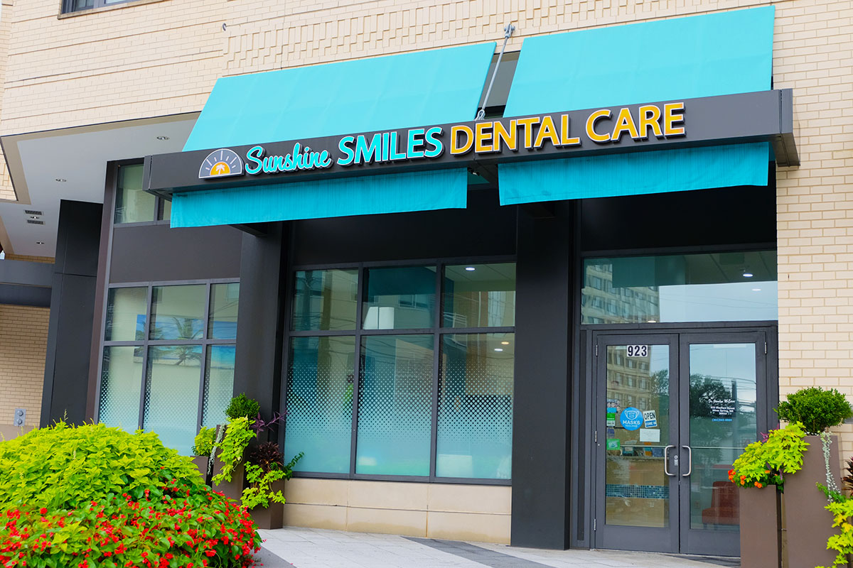 Discover Bonifant - Sunshine Smiles Storefront